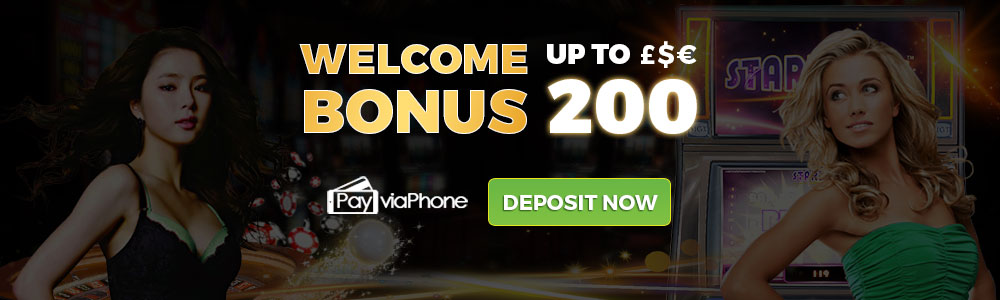 Claim Your Welcome Bonus Now