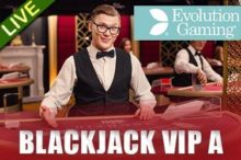 Blackjack VIP A