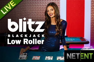 Blitz Blackjack Low Roller