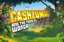 Cashzuma and the Tomb of Wonga