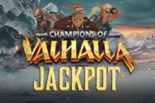 Champions of Valhalla Jackpot