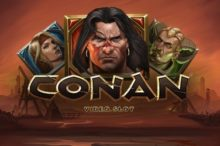 Conan Video Slot