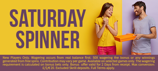 Free Spins for You